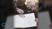 Denied by Nazis, World's Oldest Doctoral Student Awarded Her PhD – Aged 102