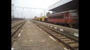 Товарачка тръгва от гара Враца посока Бели извор