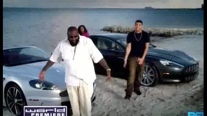 Rick Ross (feat. Chrisette Michele & Drake) - Aston Martin Music