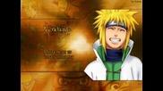 Naruto and  Yondaime