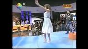 Adriana Lima s Samba Show ( in Turkey )