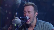 Coldplay - Fix You ( Live on Letterman )