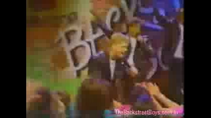 Backstreet Boys Get Ready Here I Come Live