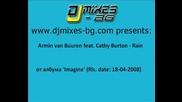 Armin Van Buuren Ft. Cathy Burton - Rain