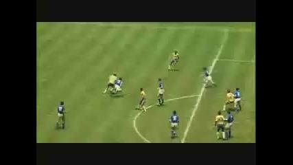 1970 Бразилия - Италия 4:1 финал