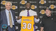 Lakers GM Mitch Kupchak Flies Southwest to LAX to Vegas