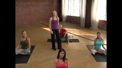Йога упражнения за духа и тялото