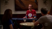 The Big Bang Theory - L'chaim To Life (sheldon Drunk)