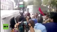 Panama: Cubans clash with gov. supporters days before summit