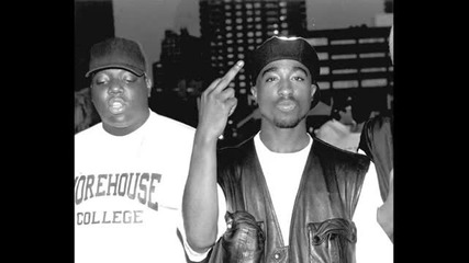 2pac feat. Notorious B.i.g - Never Ends (crukstarz Remix)