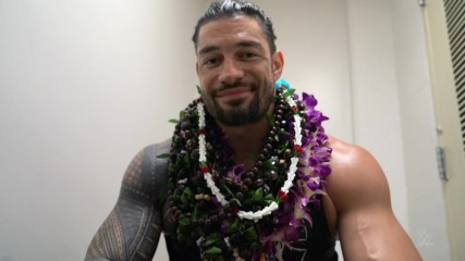 Roman Reigns' heartfelt message for Hawaii after WWE Live