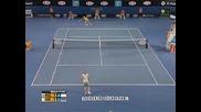 Australian Open 2009 - Ана Иванович отпадна от Клейбанова в третия кръг 23.01