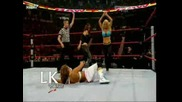 12/22/08 Melina & Mickie James Vs Jillian Hall & Layla
