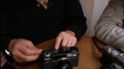 Leica M9 vs Konica Hexar