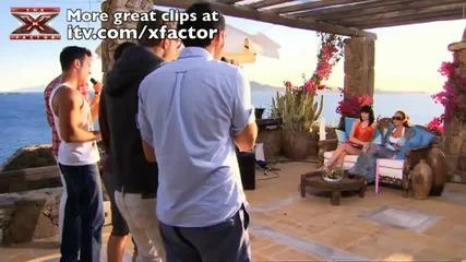 Jesse J гост в X Factor