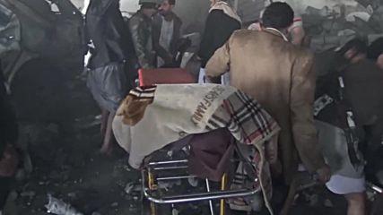 Yemen: Huge blasts rock Sanaa; causing multiple casualties *GRAPHIC*