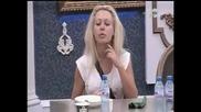 Албена Вулева - избрани моменти Vip Brother 2014