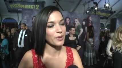 Pitch Perfect 2 Premiere: Alexis Knapp