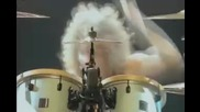 Whitesnake Drum Solo By Tommy Aldridge