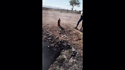 Mexico: Smouldering 'clandestine grave' discovered in San Jose