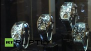 Monaco: Check out these LUXURIOUS Franck Muller jewellery pieces