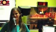 Igor Garnier feat. Jovana Milanov - Dok Si Tu Topfm 106.8mhz Belgrade 2017