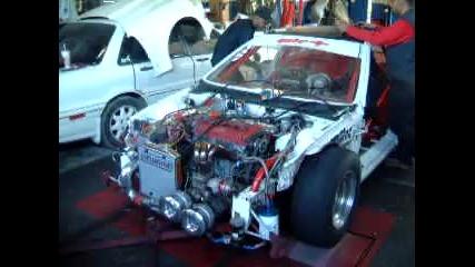 Зверска Хонда Crx