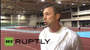 Russia: WADA report a 'political move' - ex-pole vaulter Radion Gataullin