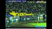 Левски - Фк Баку 2:0 Георги Христов