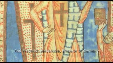 Кръстоносните походи(очи без лице-били Айдъл)