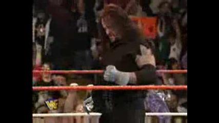 The Undertaker Vs. Sid