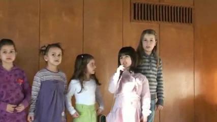 Рмд - Мошино Детска вокална група Хвърчило