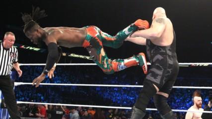 Kofi Kingston vs. Big Show: SmackDown LIVE, Oct. 23, 2018