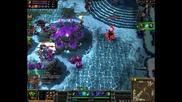 Lol - Master Yi 2 Quadra kill in 2 mins