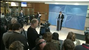Belgium: Stoltenberg touts enhanced NATO forward presence in the east