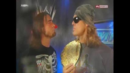 Edge отива в залата на славата