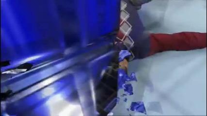 Big Show knocks out David Otunga - Smackdown