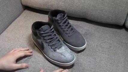 Опитайте този метод за обувките си, за да не ви се мокрят краката през зимата.