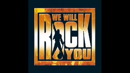 (bg sub) Queen - We Will Rock You