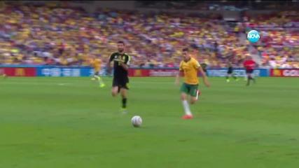 Австралия загуби от Испания с 0:3