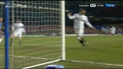 Highlights : Chelsea - Inter (first half)