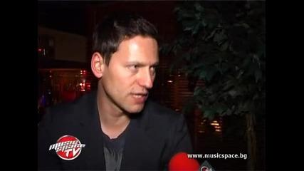 Орлин Павлов за ролята си в сериала Отплата: Не е лесно, но се справям