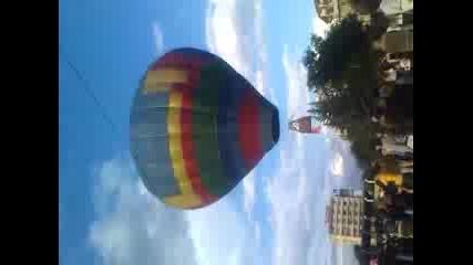 Балон в Перник част 2