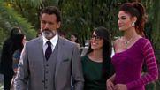 Земя на честта епизод 105 / Tierra de reyes Е105