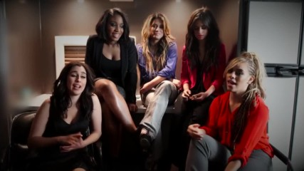 Fifth Harmony - Behind the Scenes of Work from Home