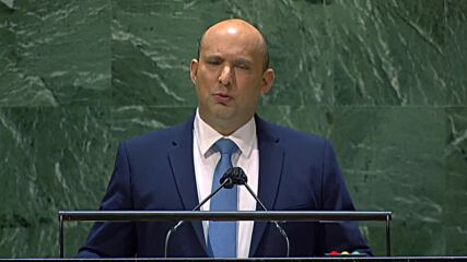 UN: Iran has crossed all nuclear 'red lines' - Israeli PM Bennett at UNGA
