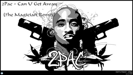 2pac - Can U Get Away (7he Magician Remix)