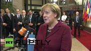 Belgium: EU leaders arrive in Brussels to discuss migrant crisis