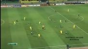 Краснодар 1 - 1 Лил ( лига европа ) ( 27/11/2014 )