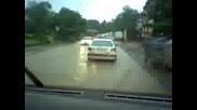 Наводнение В Кв. Драгалевци